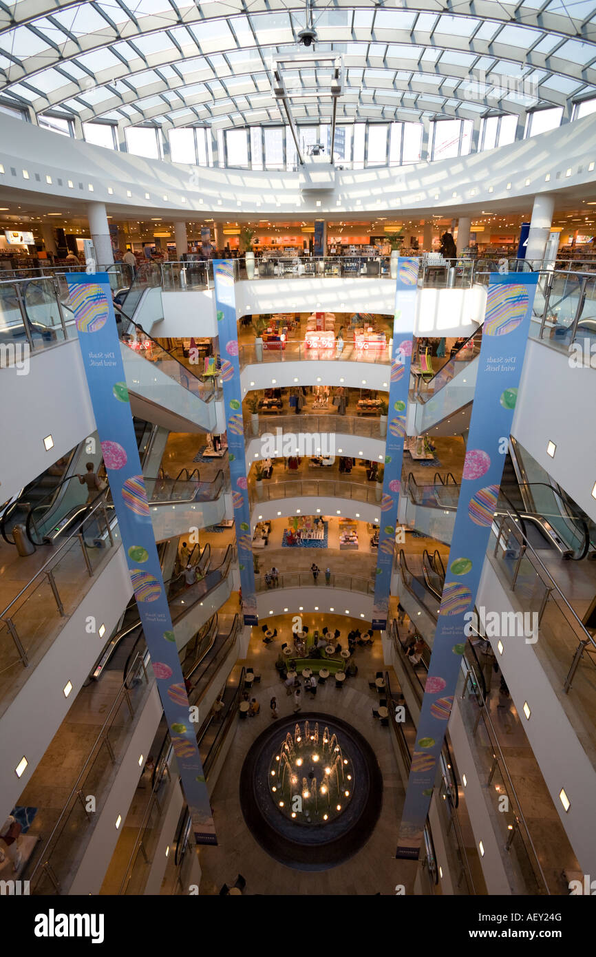 on sale sale usa online special for shoe Department Store In Leipzig Stock Photos & Department Store ...