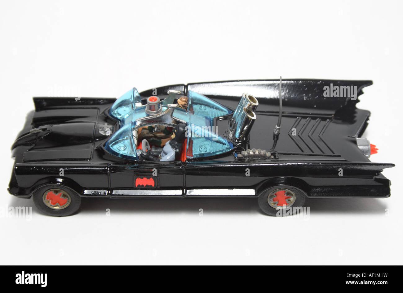 Corgi Batmobile Stock Photo: 13802196 - Alamy