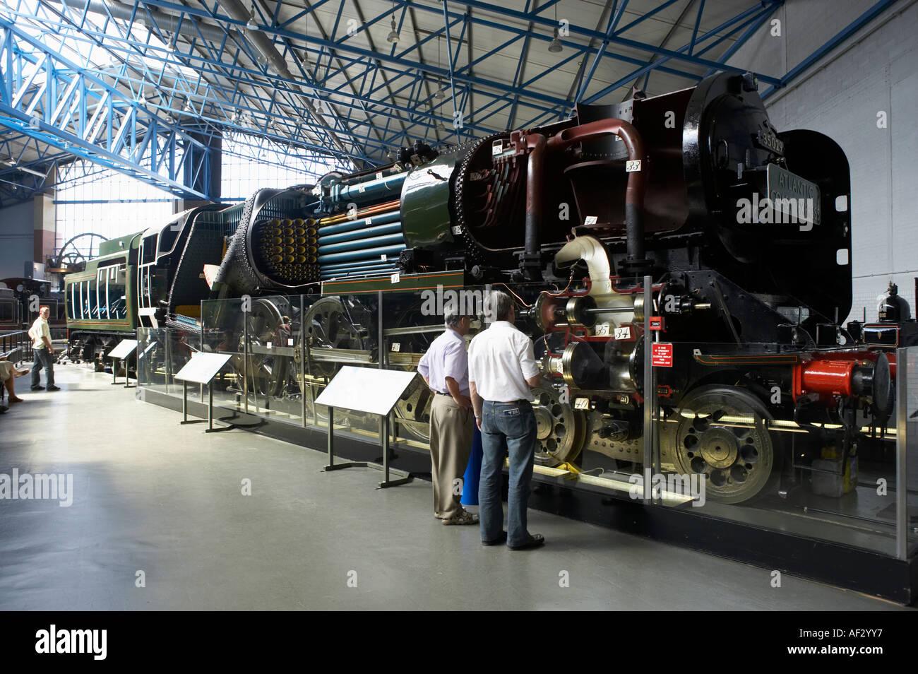 Steam Locomotive Cutaway Diagram Trusted Wiring Diagrams Engine Cut Away View Of In National Railway Museum York