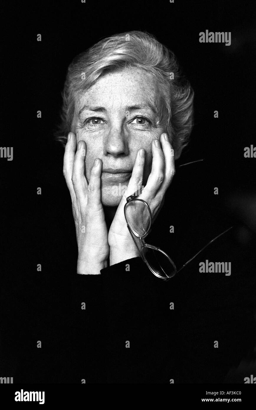 Author Joan Brady - Stock Image