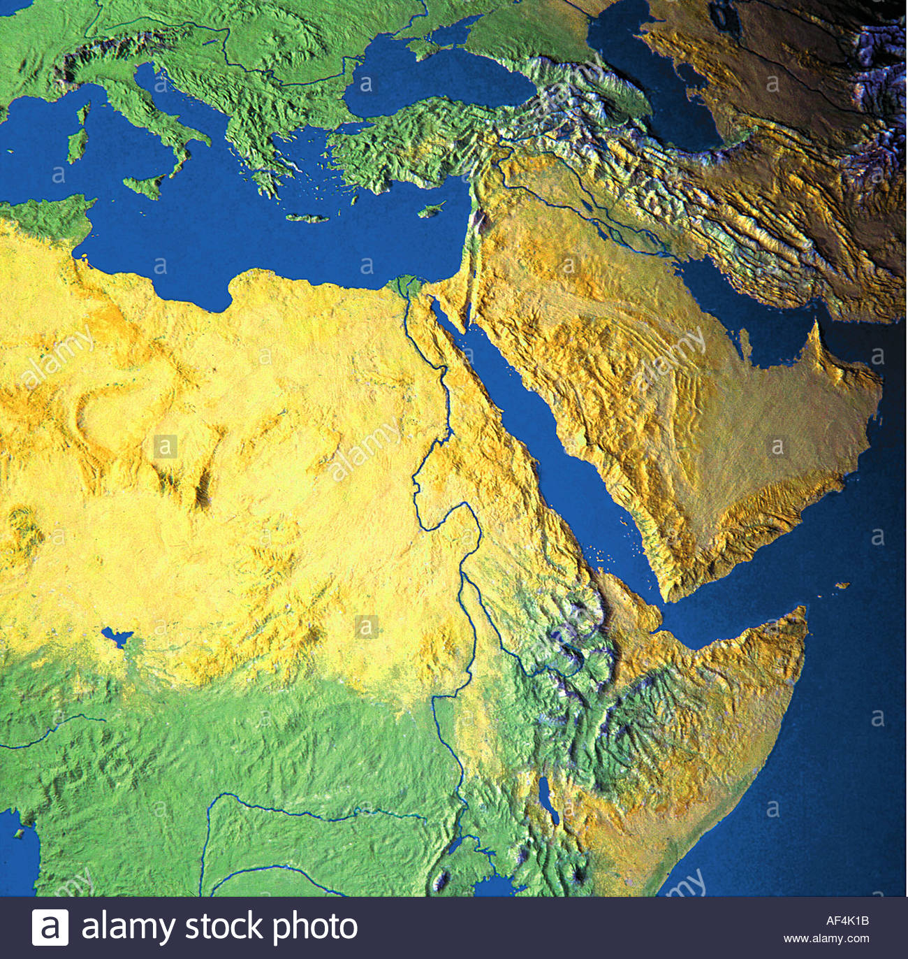 map maps globe globes Africa Europe Middle East Stock Photo: 4514586 ...