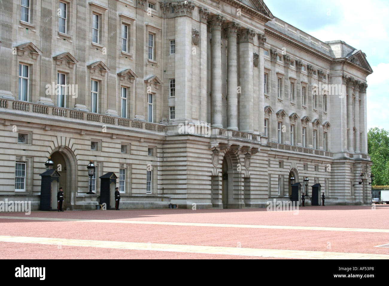 Royal Garden Party Buckingham Palace Stock Photos