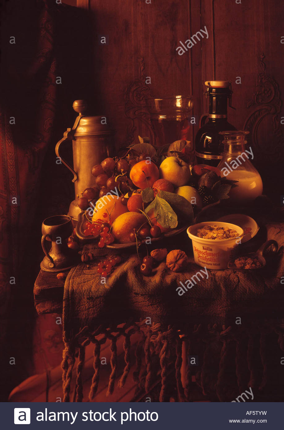 how to draw a bowl of fruit still life