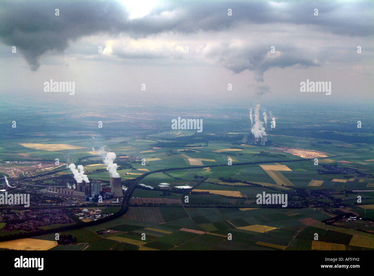 Heavy Industry, England, UK Stock Photo