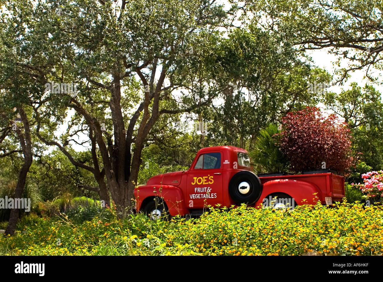 Truck Joes Fruit Veg Garden Stock Photos & Truck Joes Fruit Veg ...