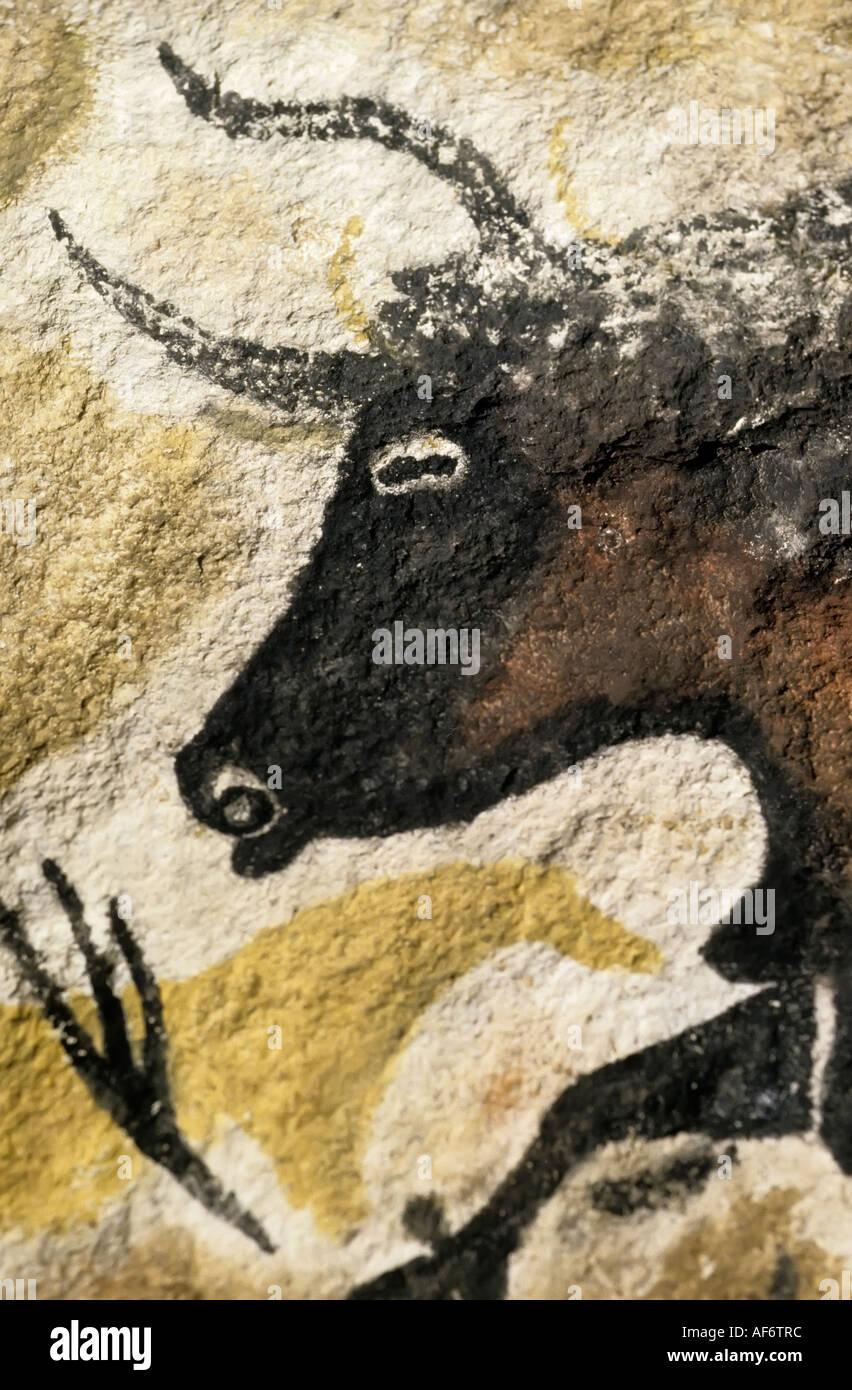 Fresh Lascaux Cave Painting Stock Photos & Lascaux Cave Painting Stock  SM41