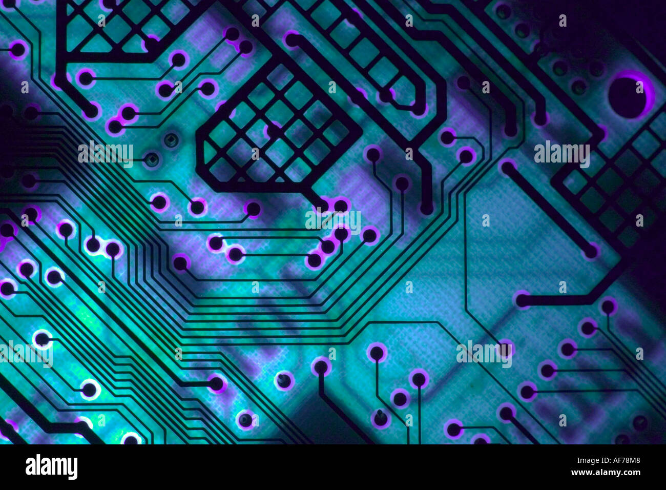 Surface Mount Technology Smt Stock Photos Circuit Board From A Nokia 3310 Mobile Phone Photo Picture And Surreal Of Electronic Printed Image