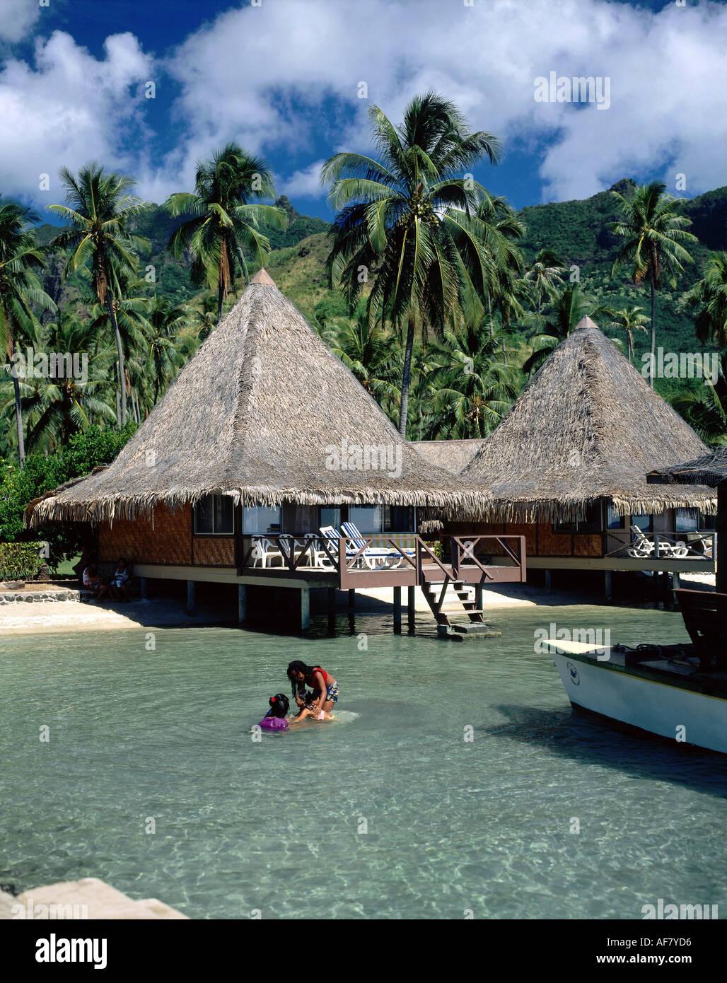 Geography Travel Tahiti Moorea Hotel Bali Hai Maharepa