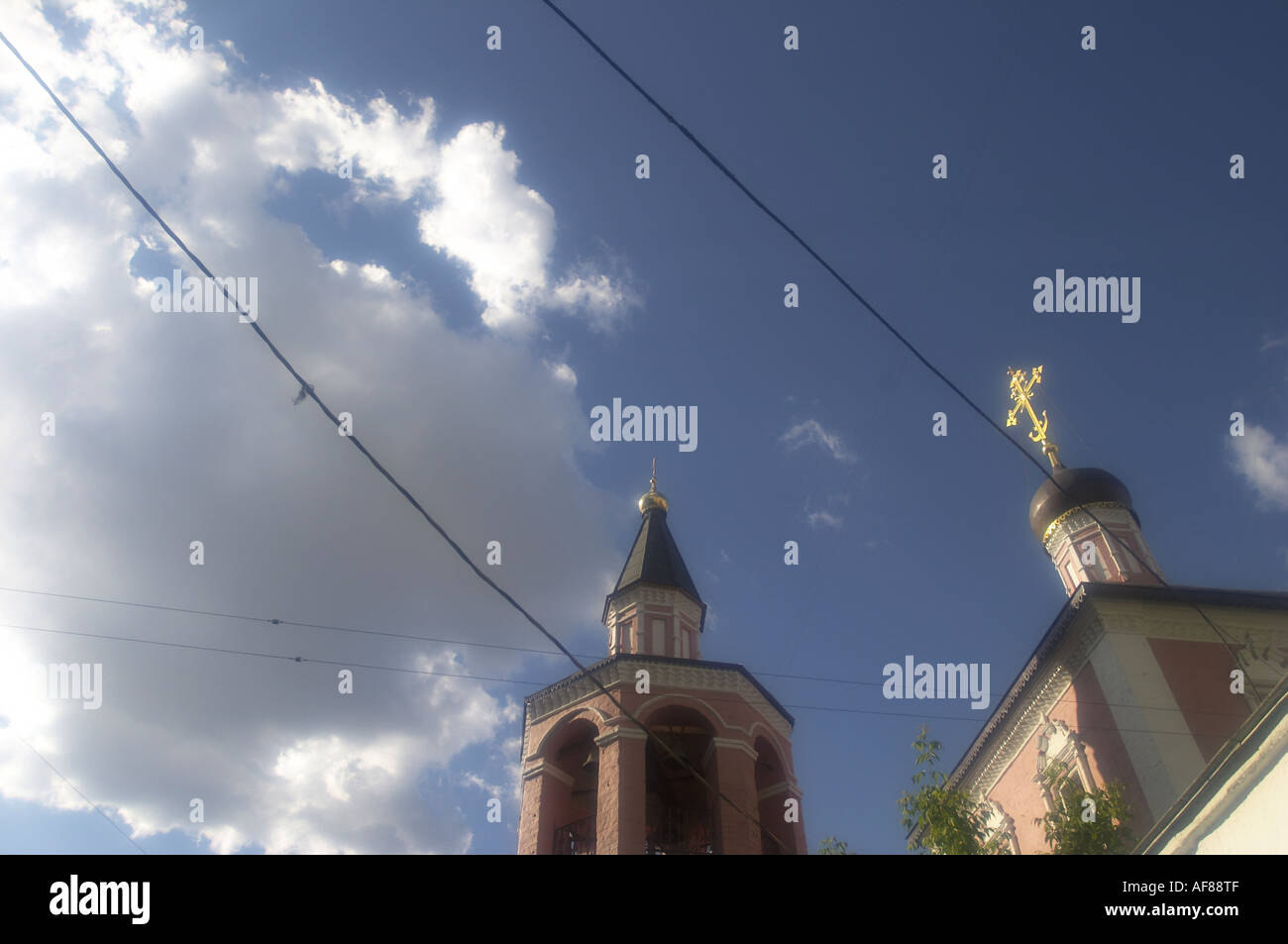 City church - Stock Image