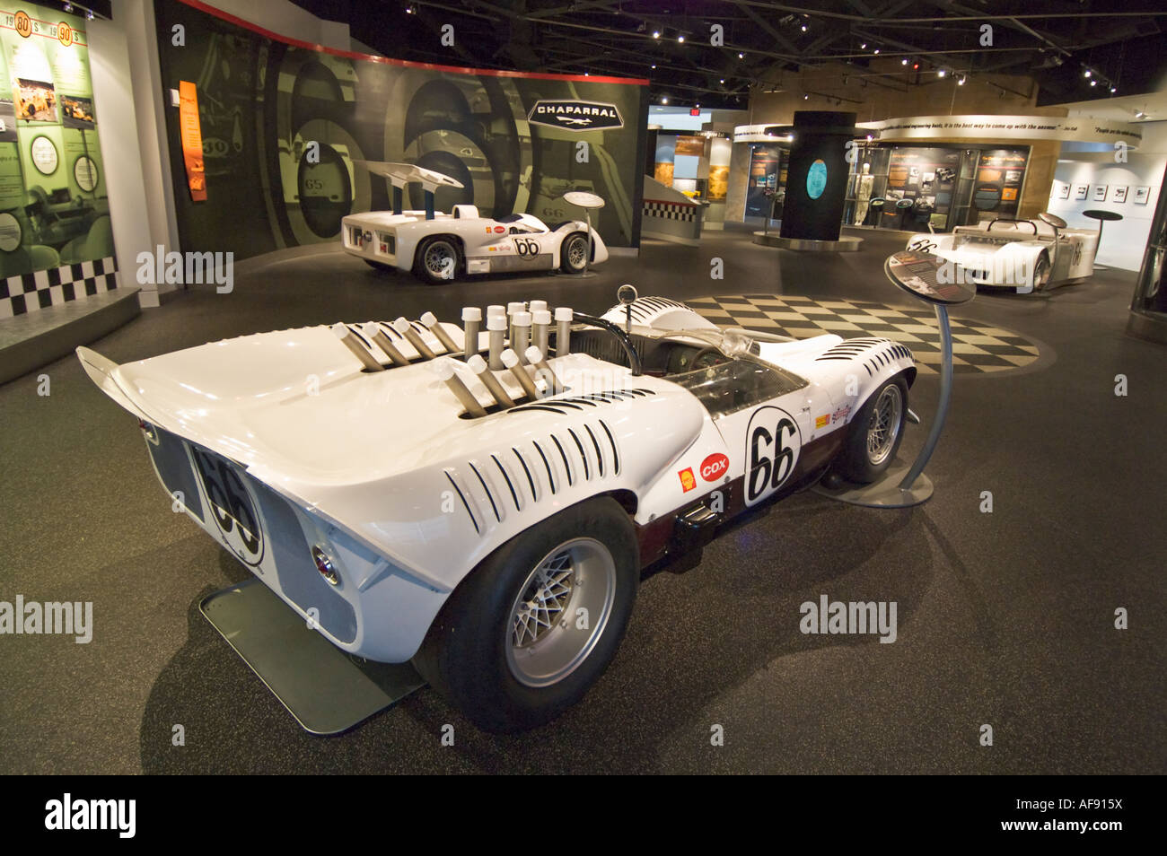 Chaparral Race Car Museum