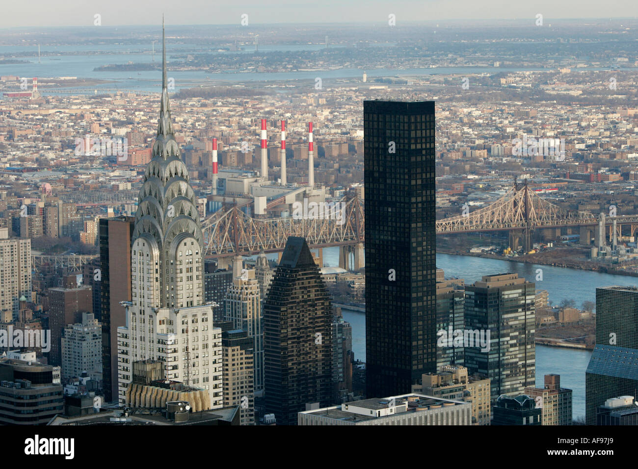 Chrysler Building Observation Deck New York