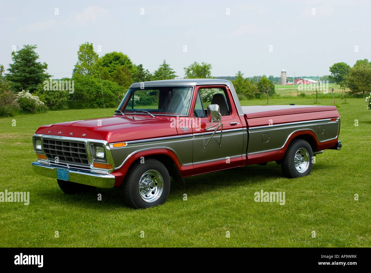 Ford Ranger Truck Stock Photos Images Alamy 1970 F100 Xlt 1979 F 250 Image
