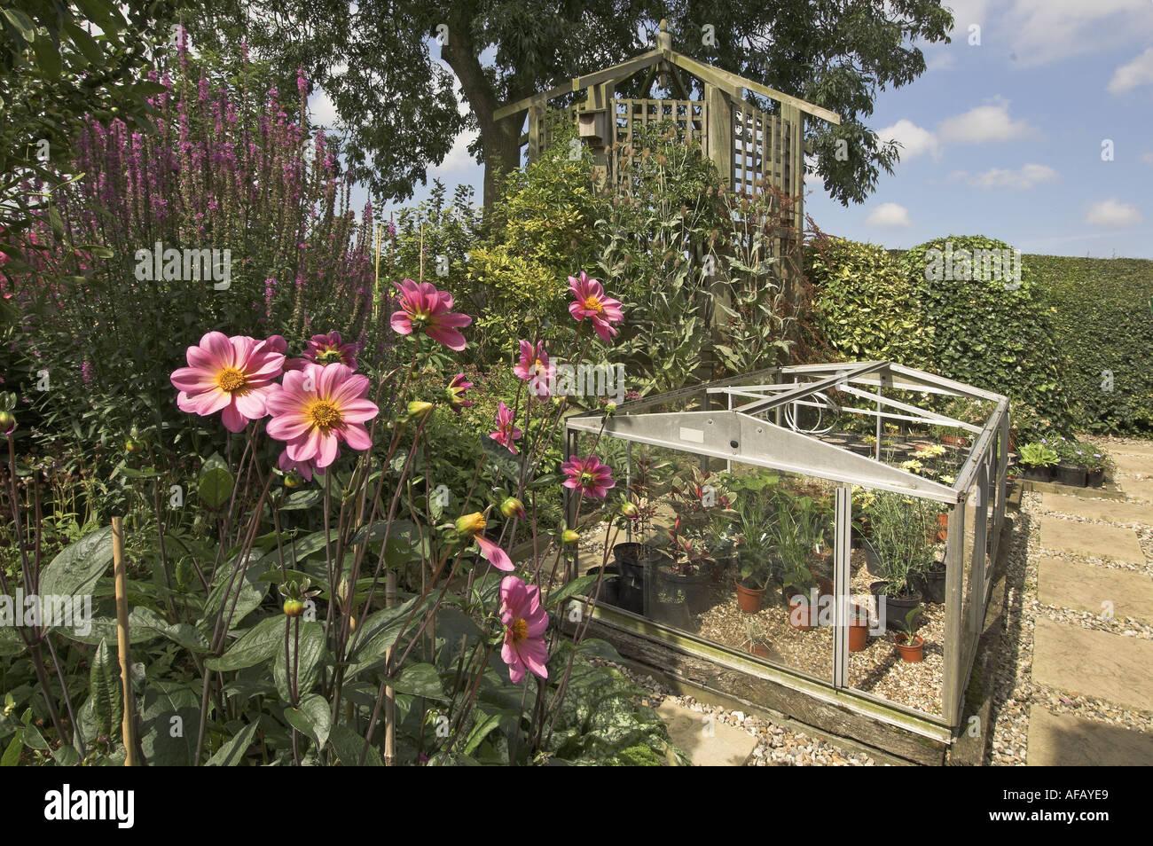 Coldframe Garden Stock Photos & Coldframe Garden Stock Images - Alamy