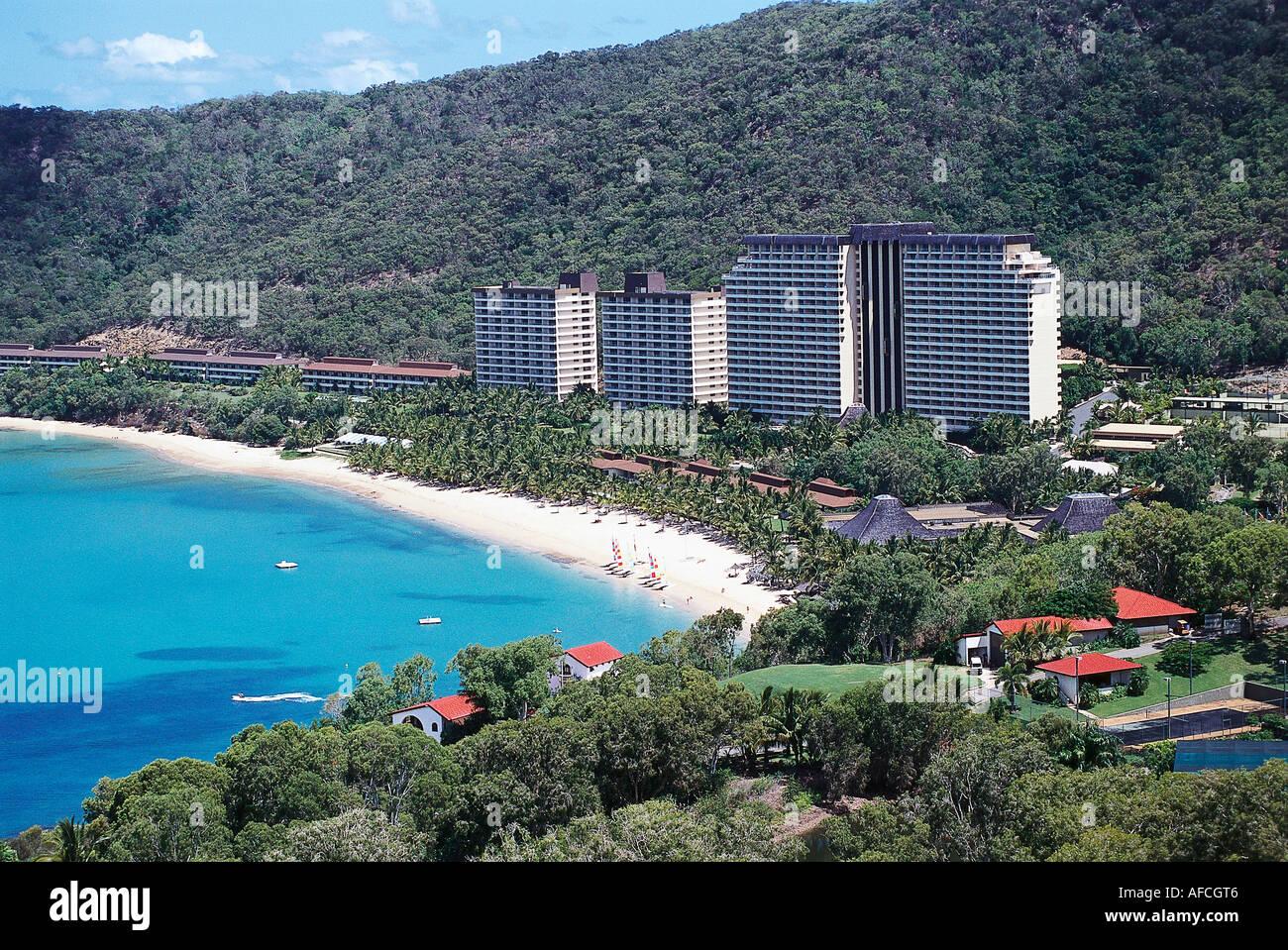 Catseye Beach Hamilton Island Resort Hamilton Isl