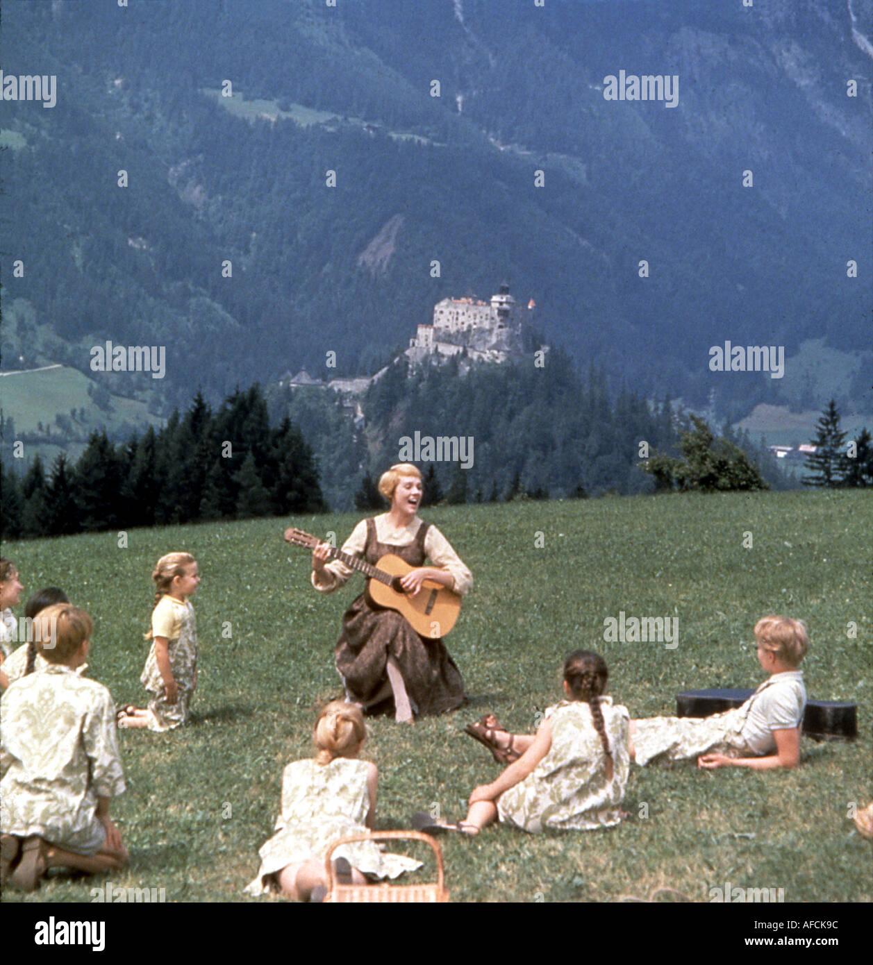an analysis of the musical the sound of music by robert wise Read the empire review of the sound of music  the streets of salzburg  chorusing in unison, robert wise's oscar-laden classic celebrates its.