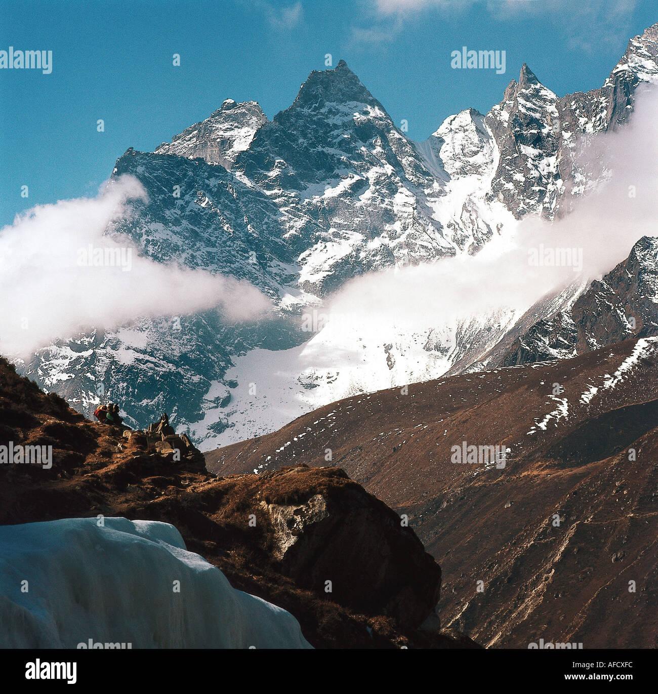 Travel Geography: Solo Khumbu Stock Photos & Solo Khumbu Stock Images