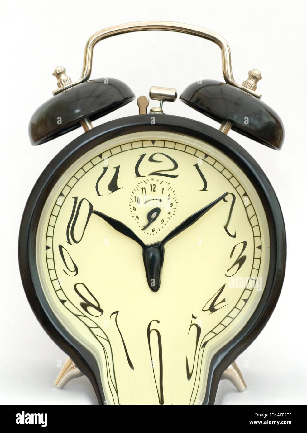 Time Slipping Away - Stock Image