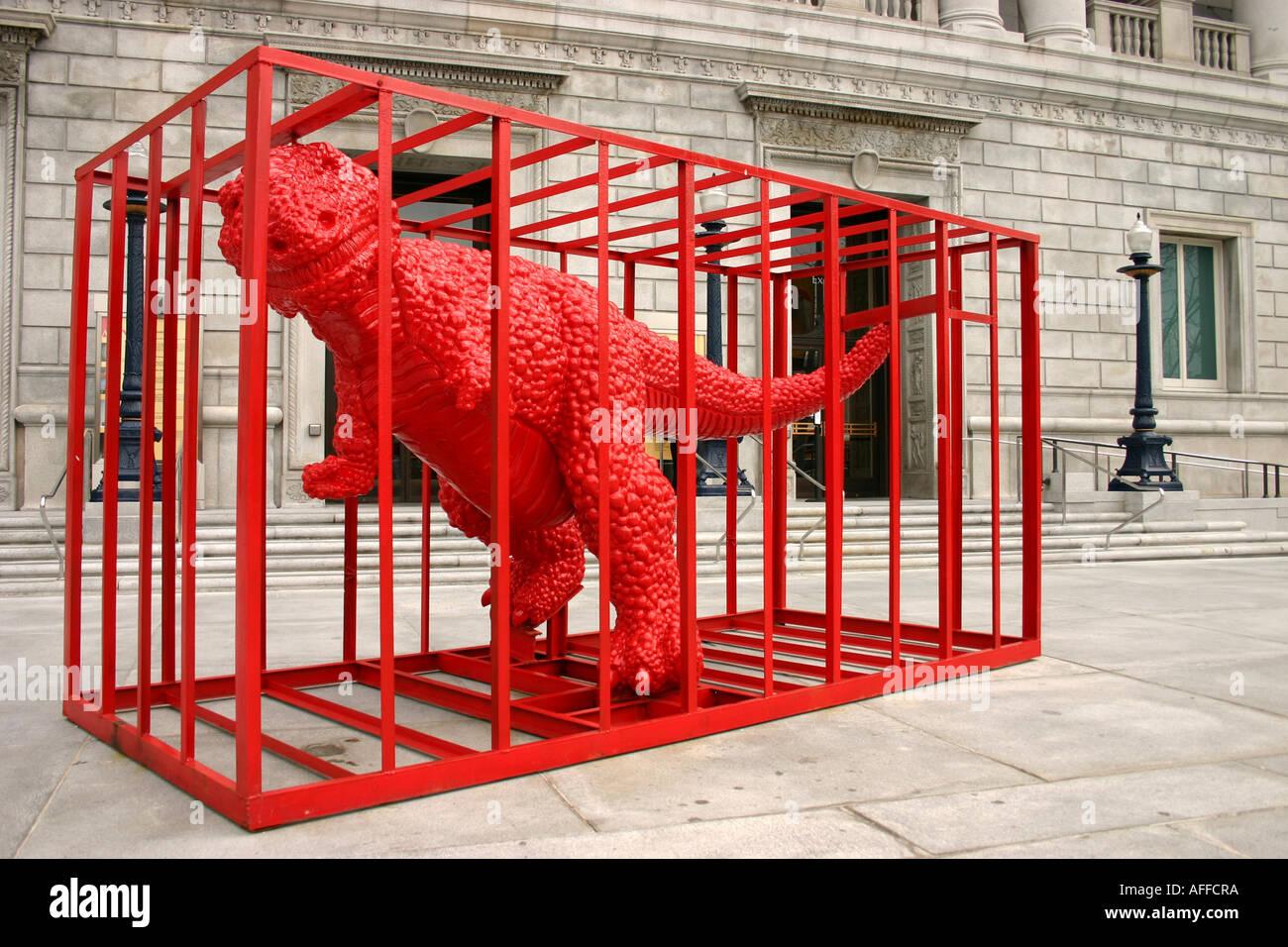 Asian Art Museum Display, San Francisco - Stock Image