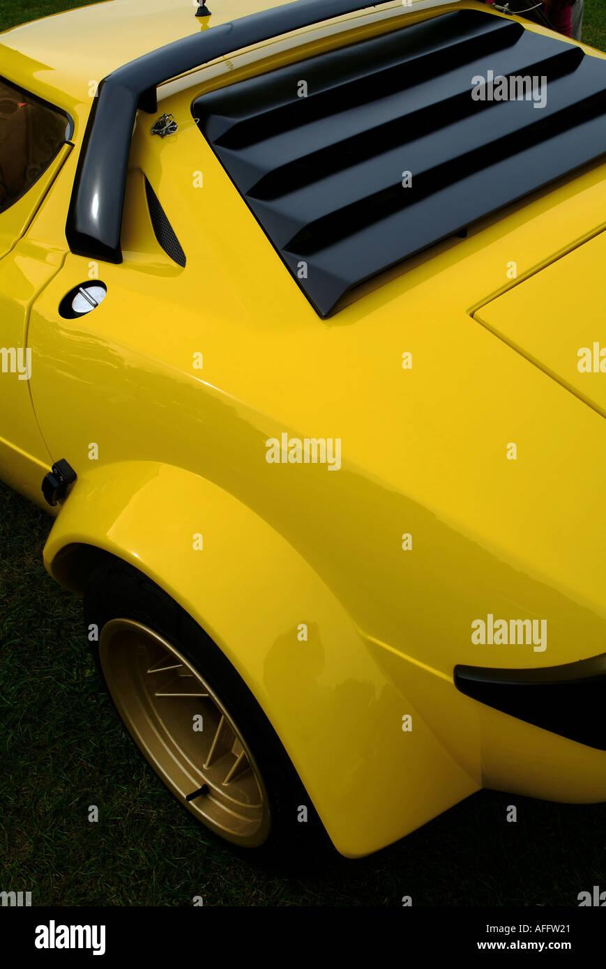 Lancia Stratos - Stock Image
