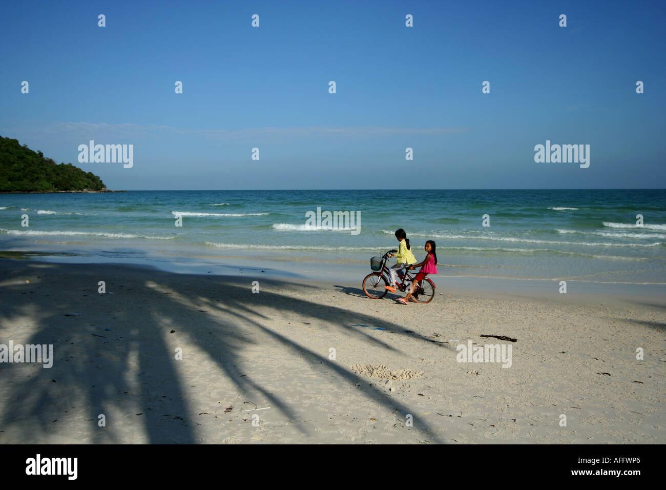 Sao Beach, Phu Quoc - Stock Image