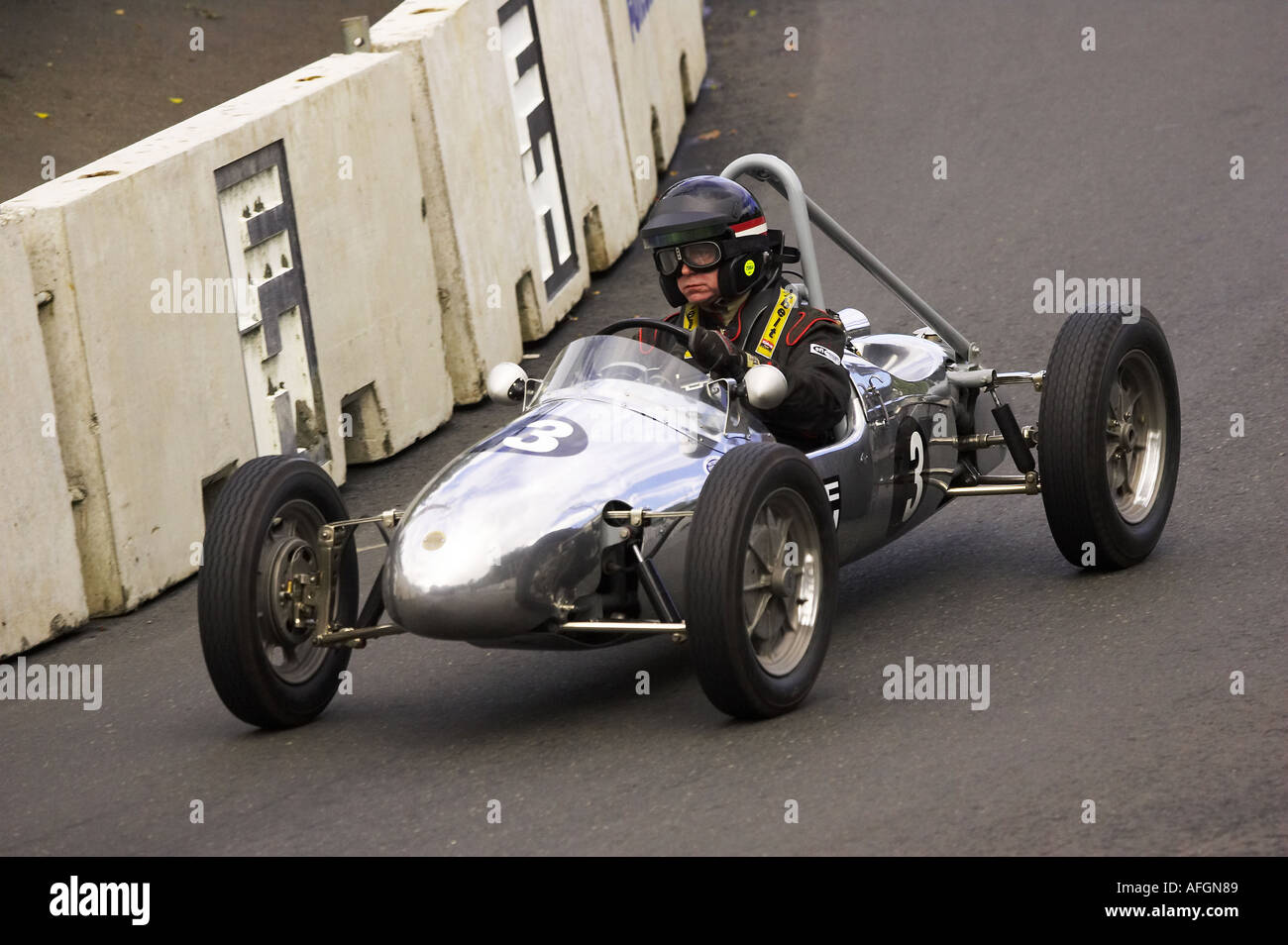 Vintage Car Racing Stock Photos & Vintage Car Racing Stock Images ...