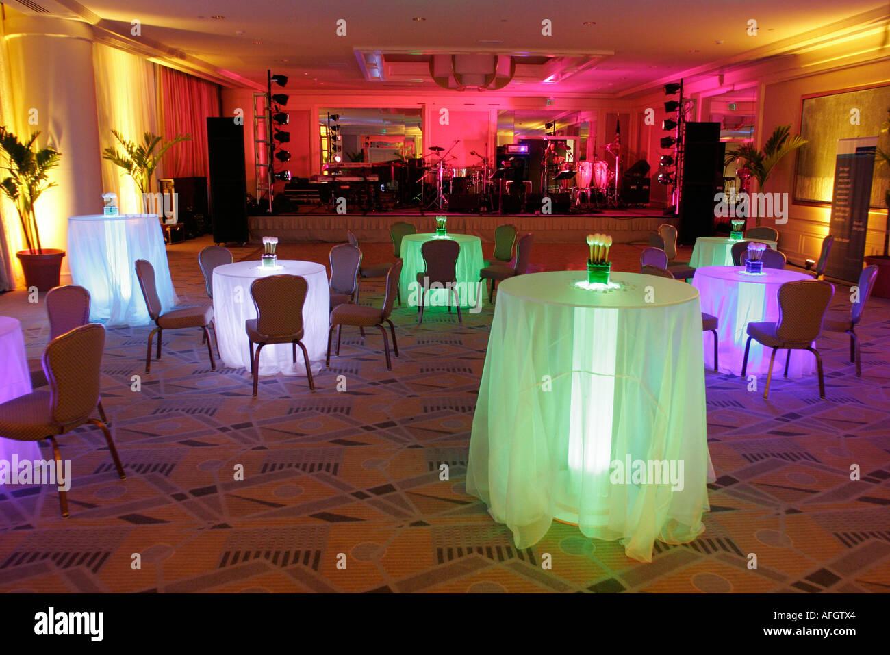 miami florida brickell avenue four seasons hotel ballroom party