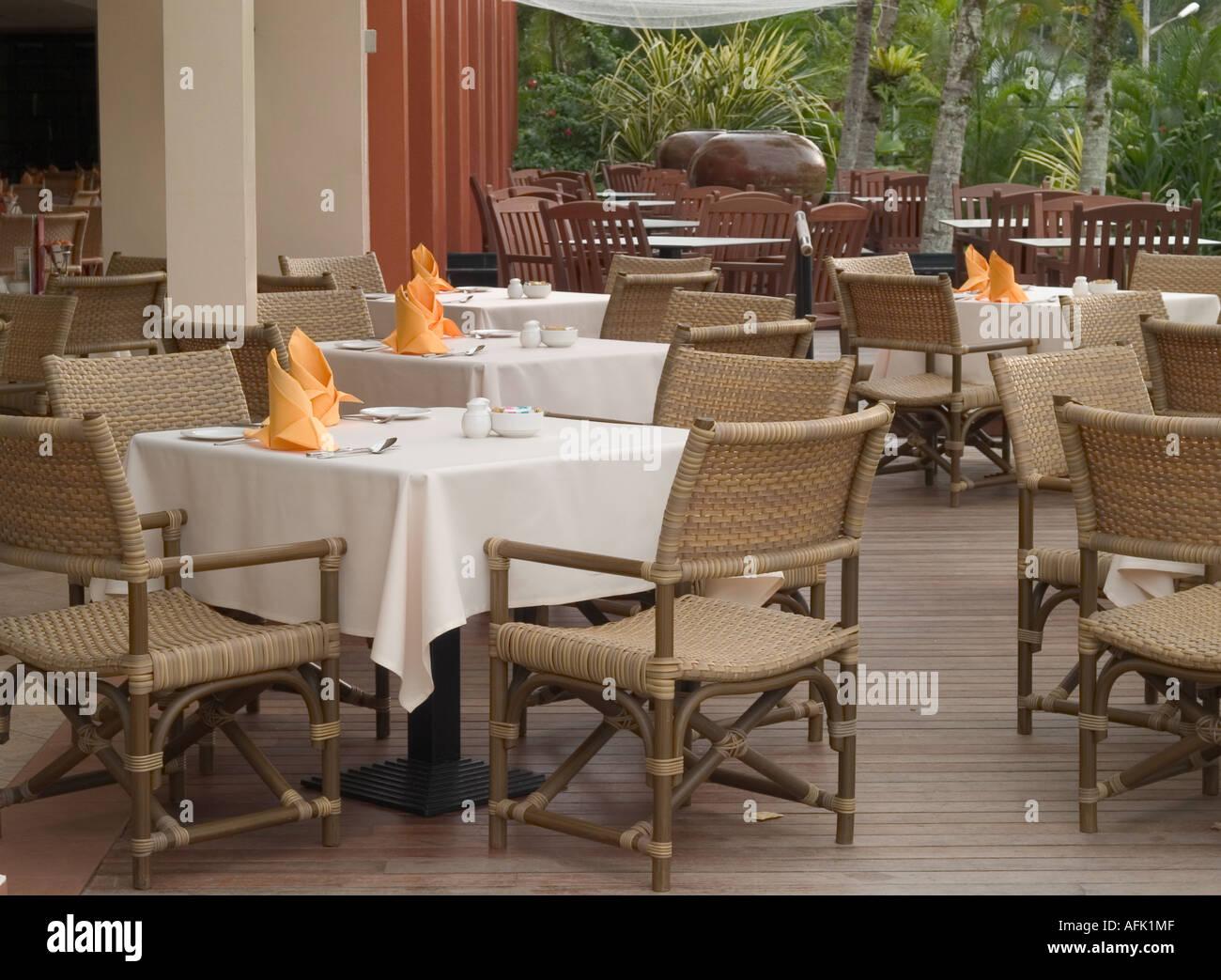 Hotel Restaurant Tables Stock Photos & Hotel Restaurant Tables Stock ...