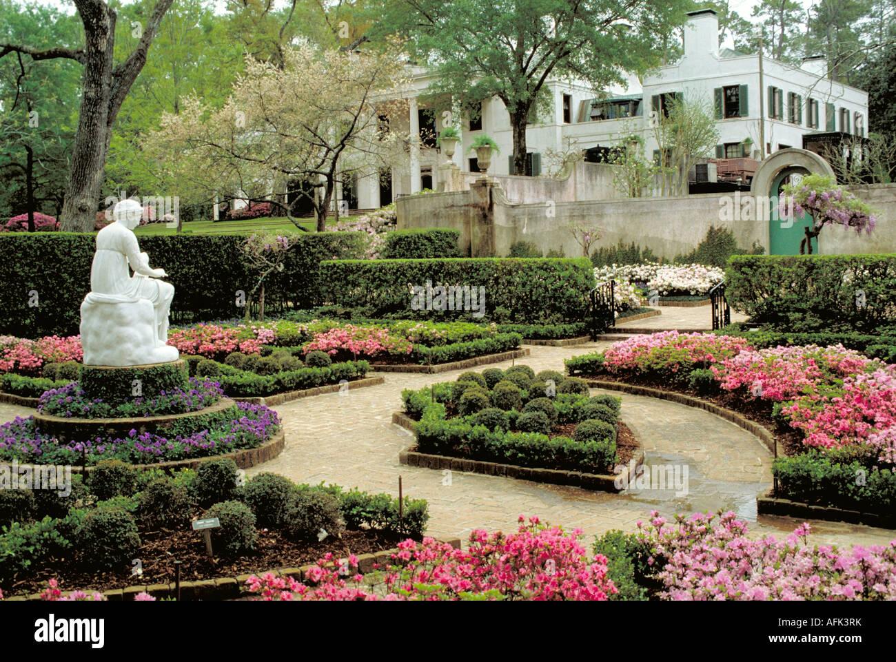 Usa Houston Texas Bayou Bend Stock Photos Usa Houston Texas