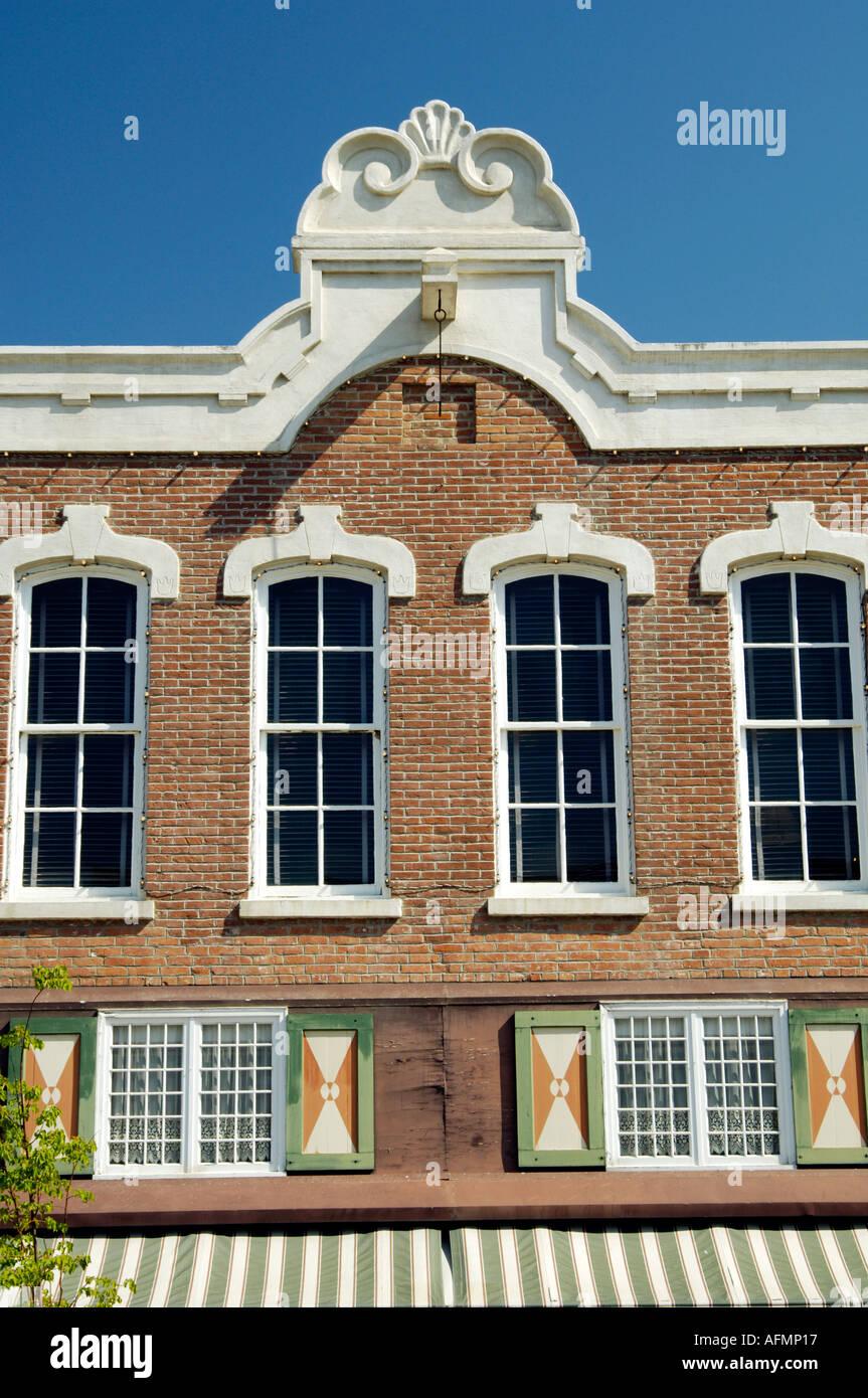 Usa Iowa Pella Dutch Architecture Stock Photos Usa Iowa Pella