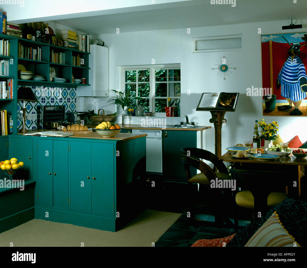 Interiors Archival Kitchens Town Stock Photos & Interiors Archival ...
