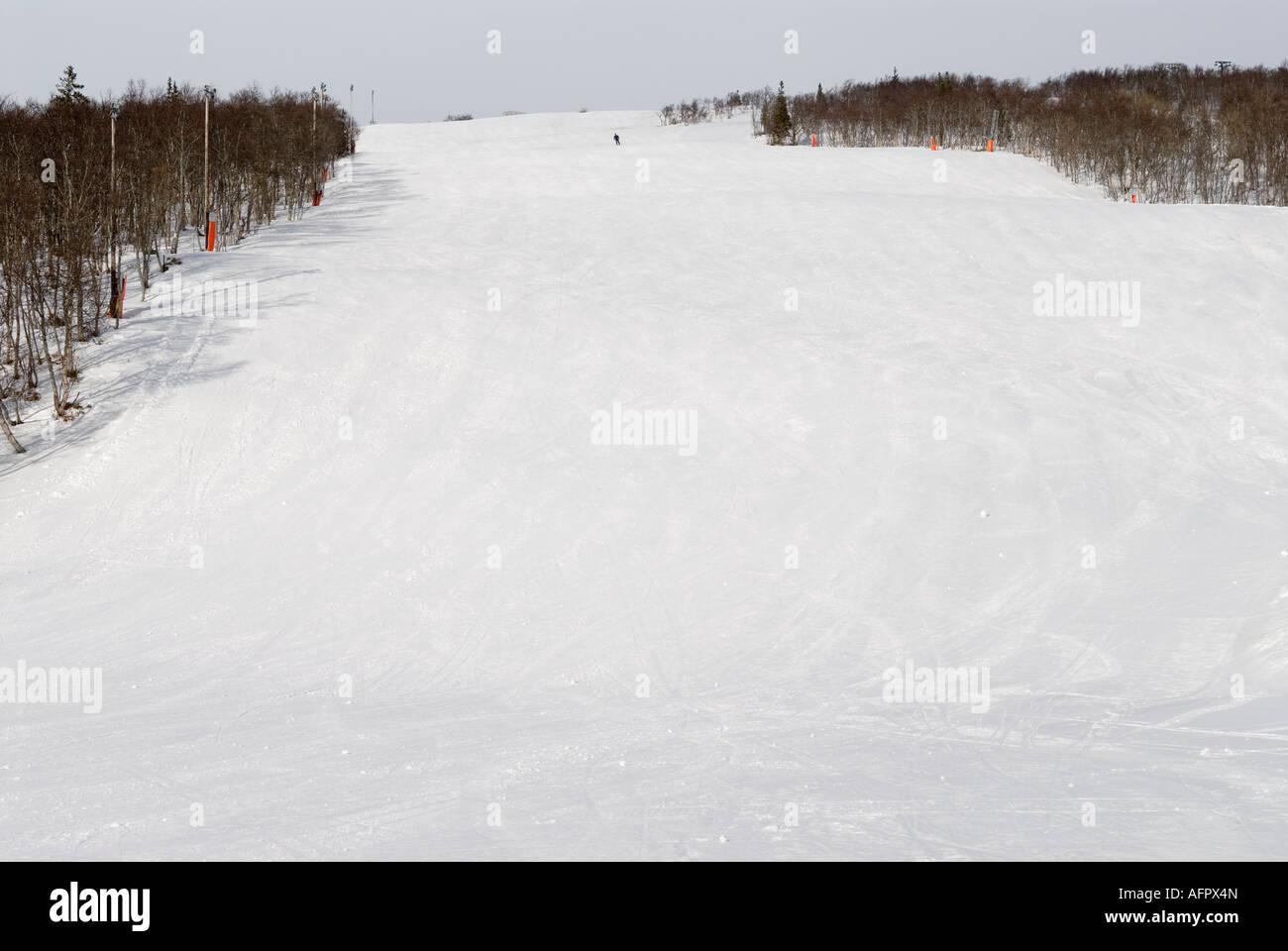 skislope in storlien stock photos & skislope in storlien stock