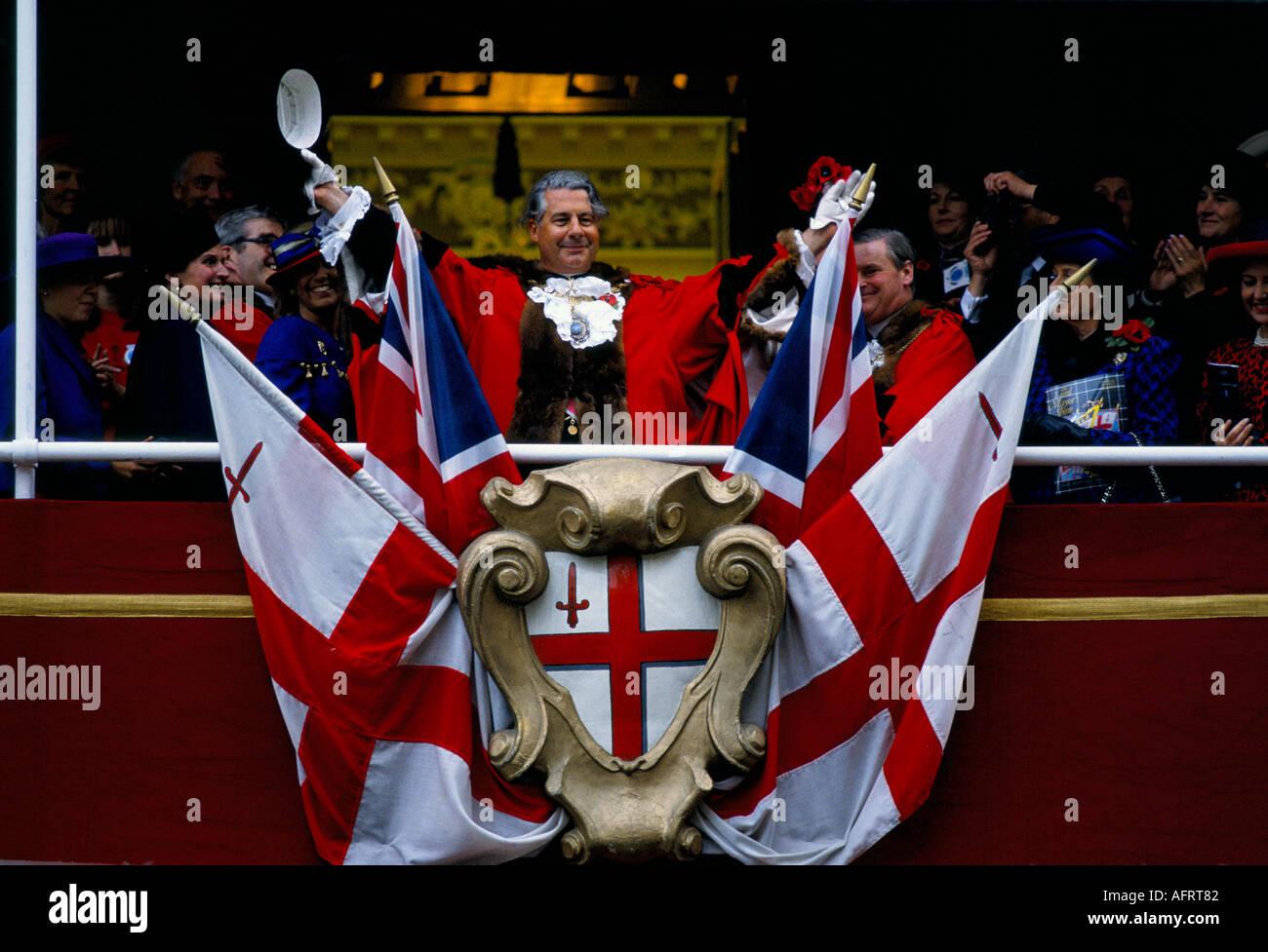 LORD MAYOR S SHOW LONDON  PHOTO HOMER SYKES - Stock Image