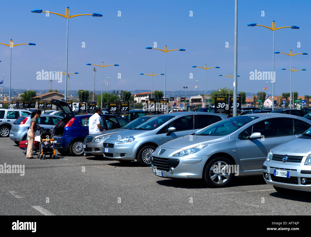 Rental Car Catania Airport Sicily