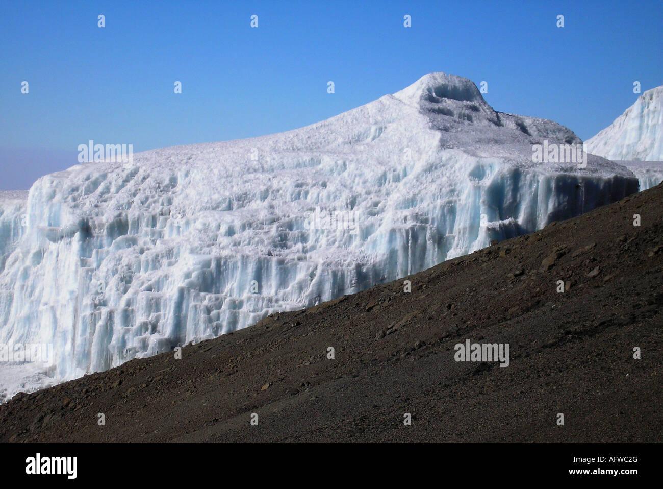 Kilimanjaro, Tanzania, Africa - Stock Image