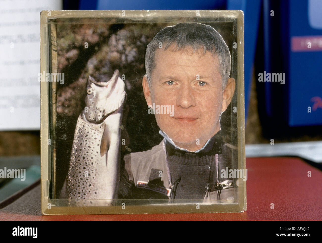 CASUALTY TV PROGRAMME 1997 HOMER SYKES - Stock Image