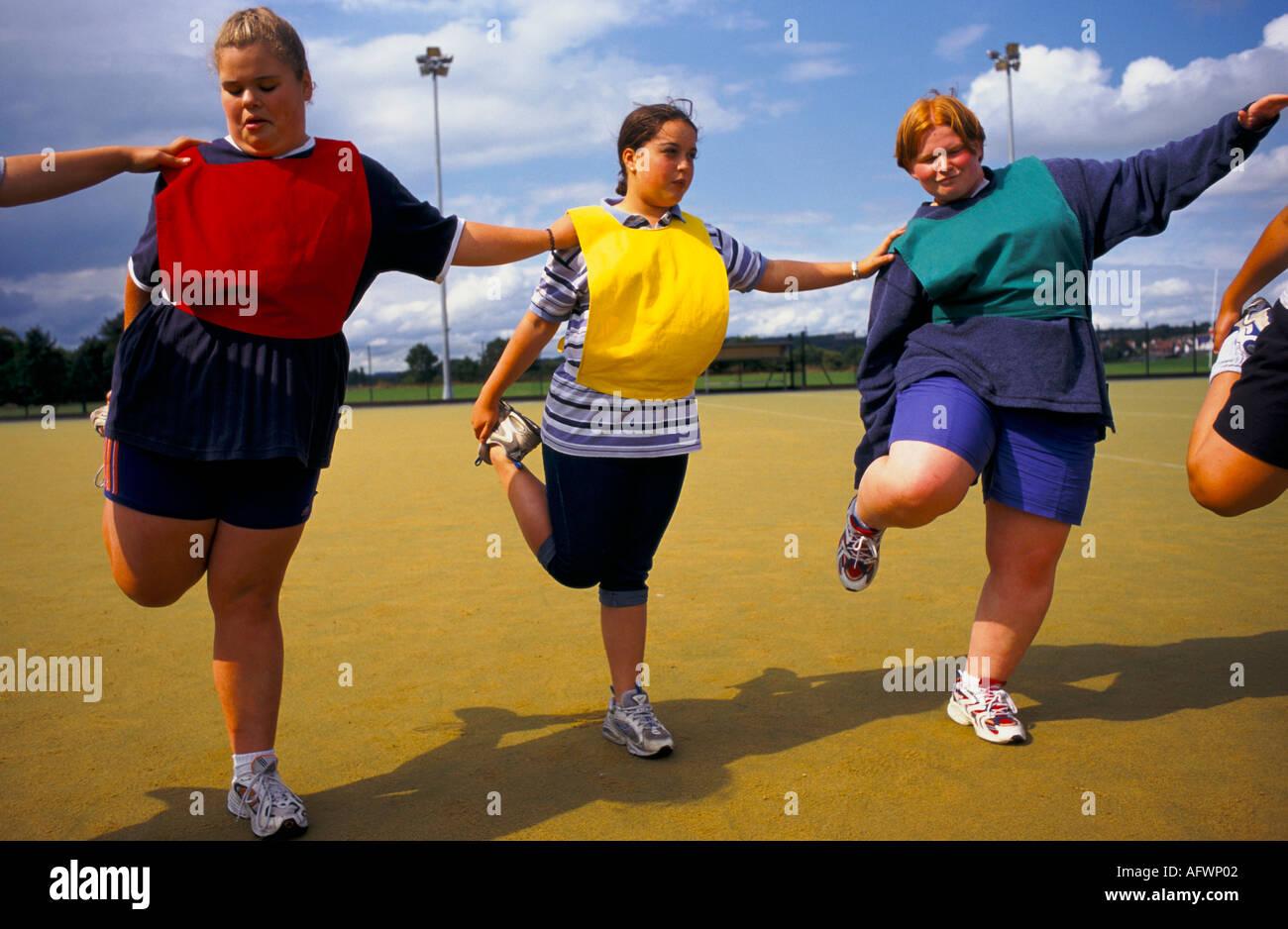 Remarkable, amusing mature adult fat camp
