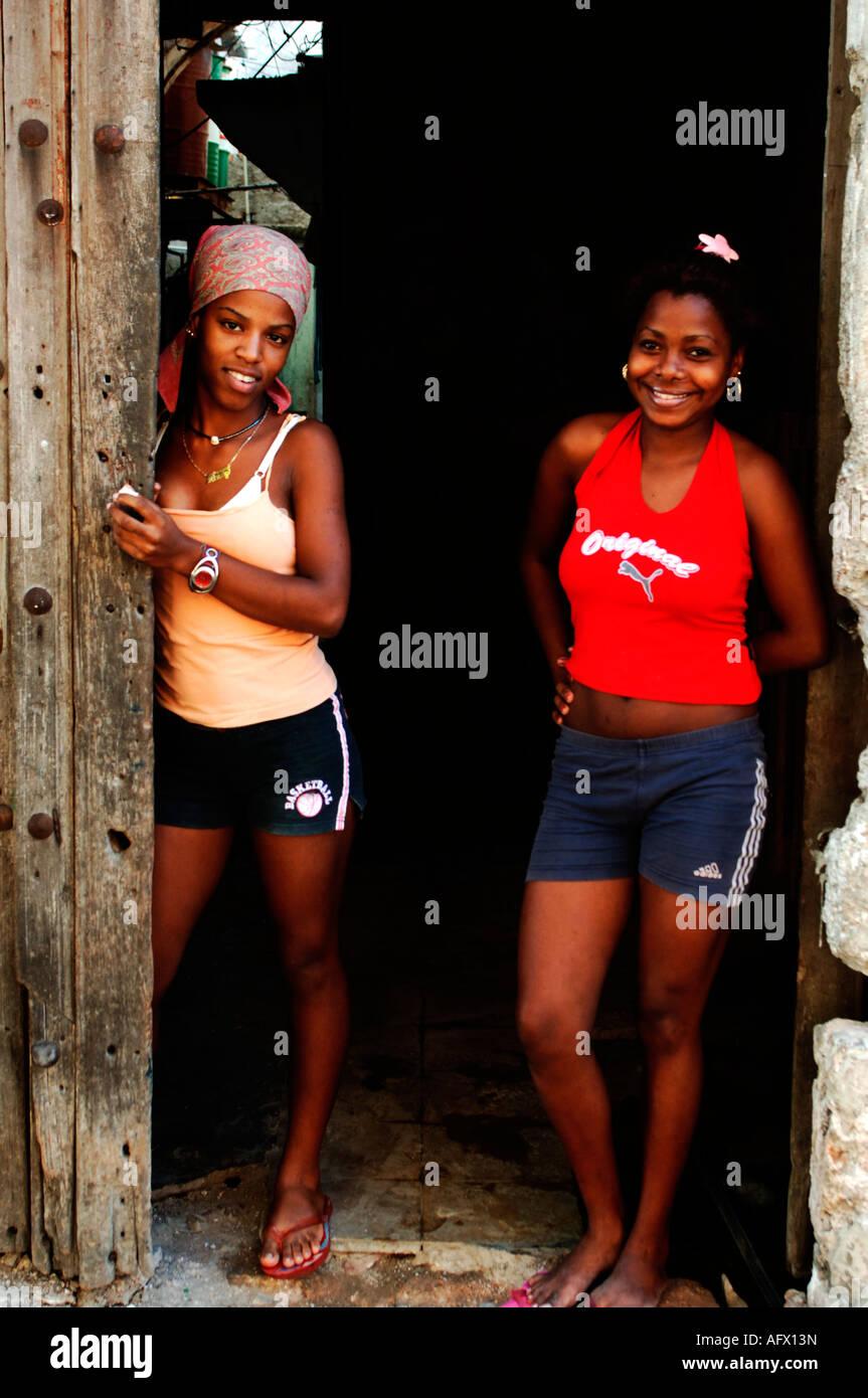 Escort girls in Havana