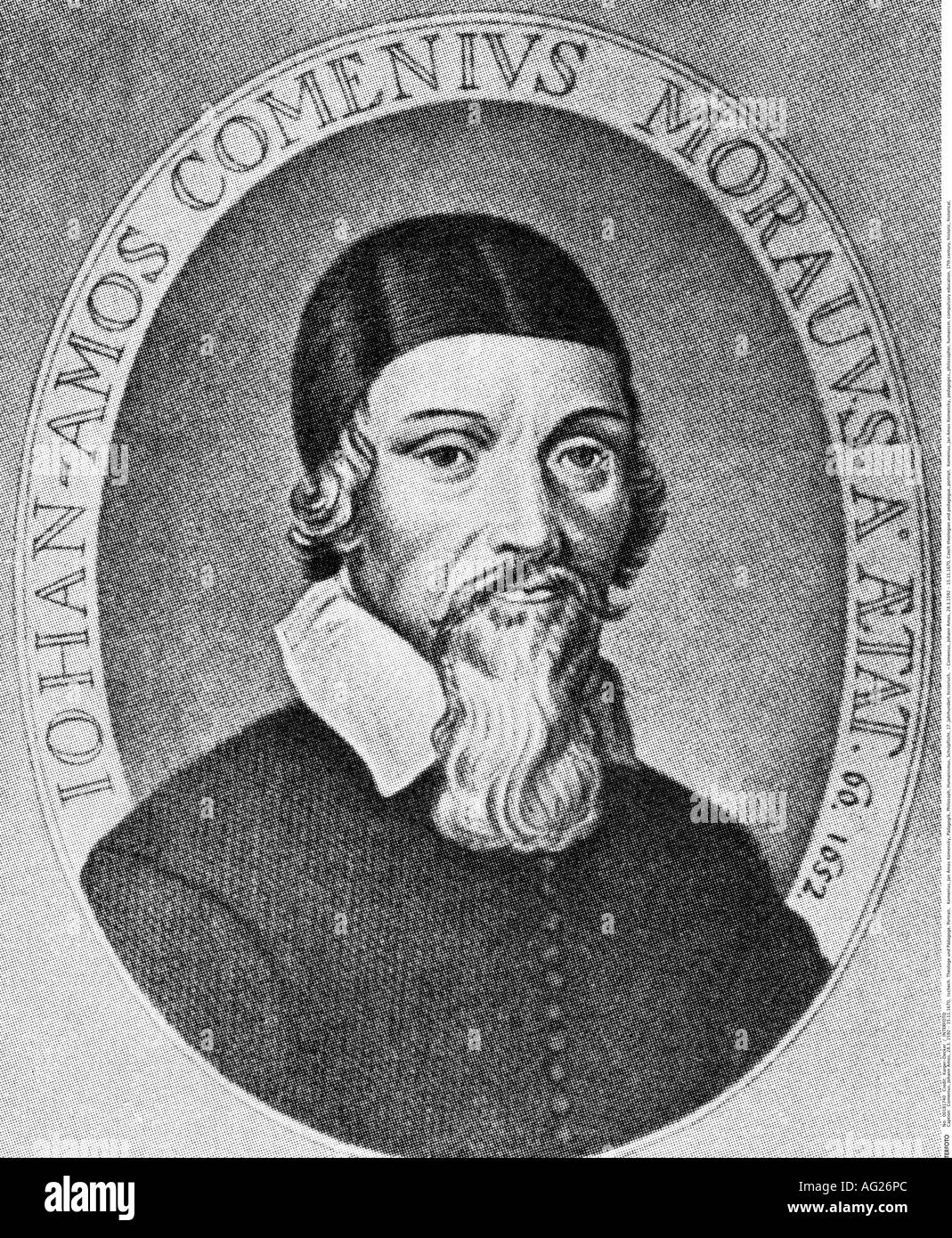 johann amos comenius philosophy