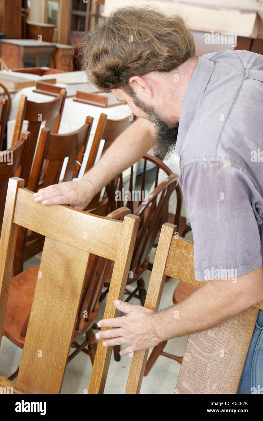 Indiana Shipshewana Topeka Lambright Woodworking Custom Built Stock