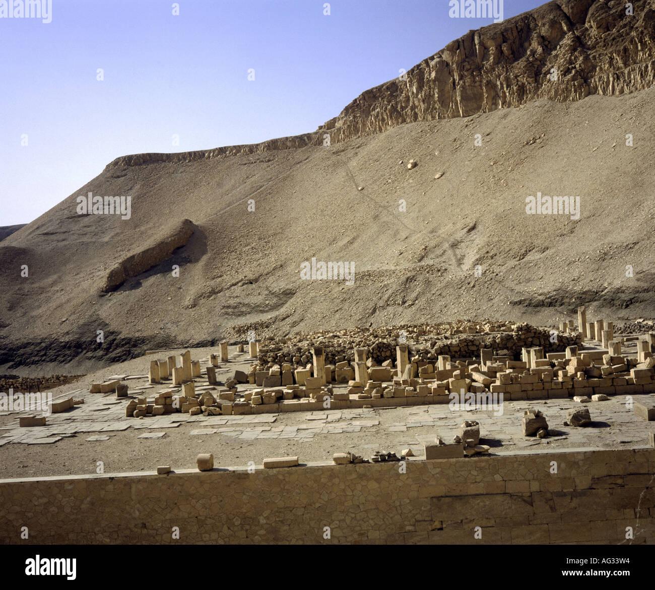 Travel Geography: Mentuhotep Stock Photos & Mentuhotep Stock Images
