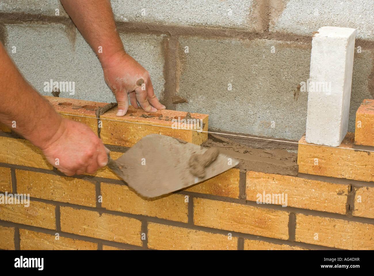 Excess Mortar Stock Photos & Excess Mortar Stock Images - Alamy