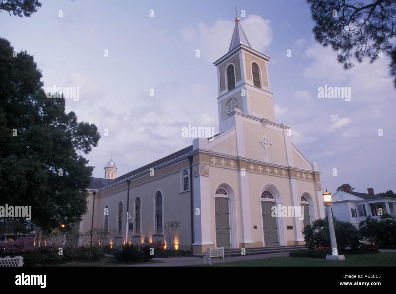 AJ14906, St. Martinville, LA, Louisiana - Stock Image