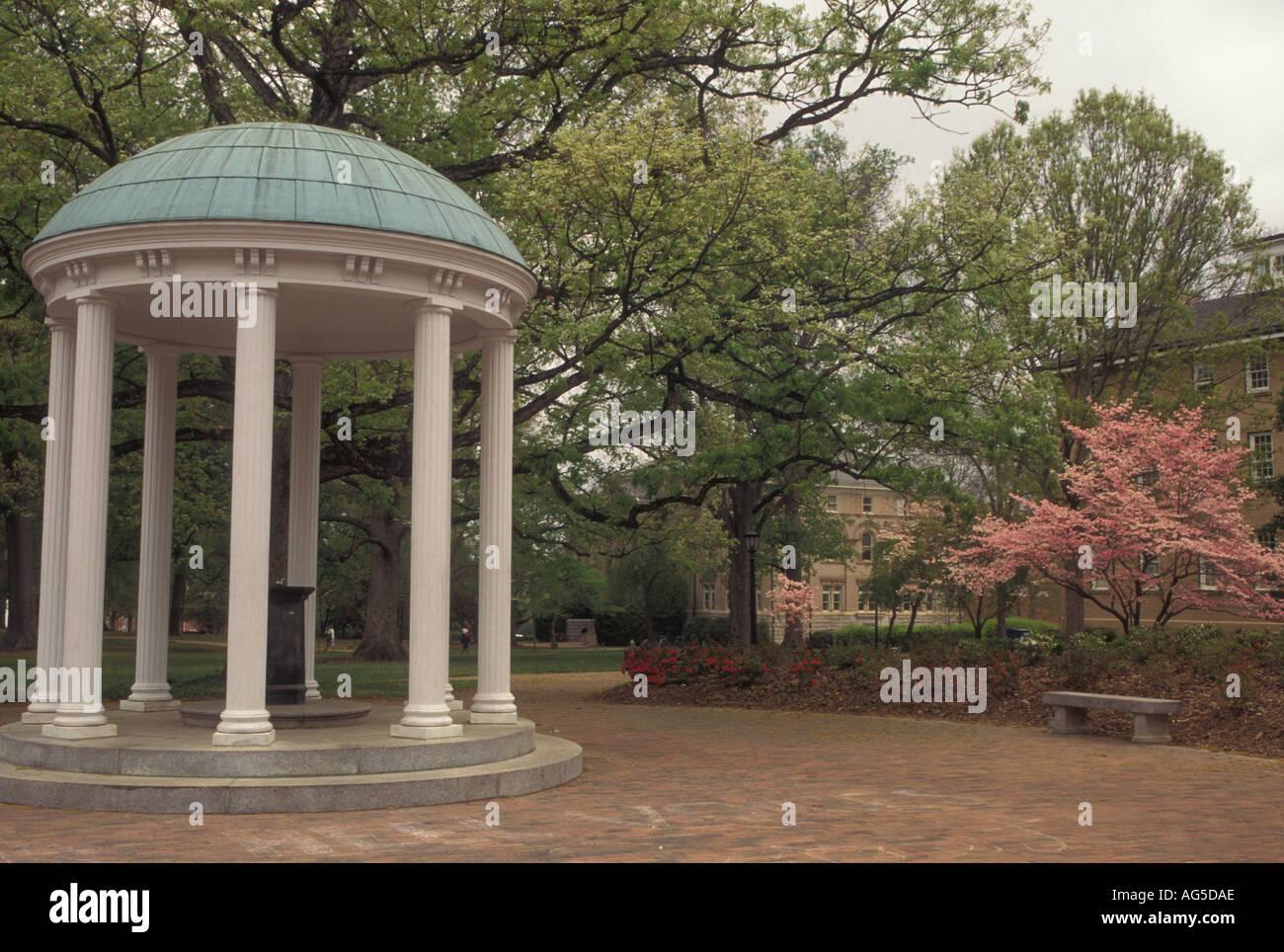 AJ15139, Chapel Hill, NC, North Carolina - Stock Image