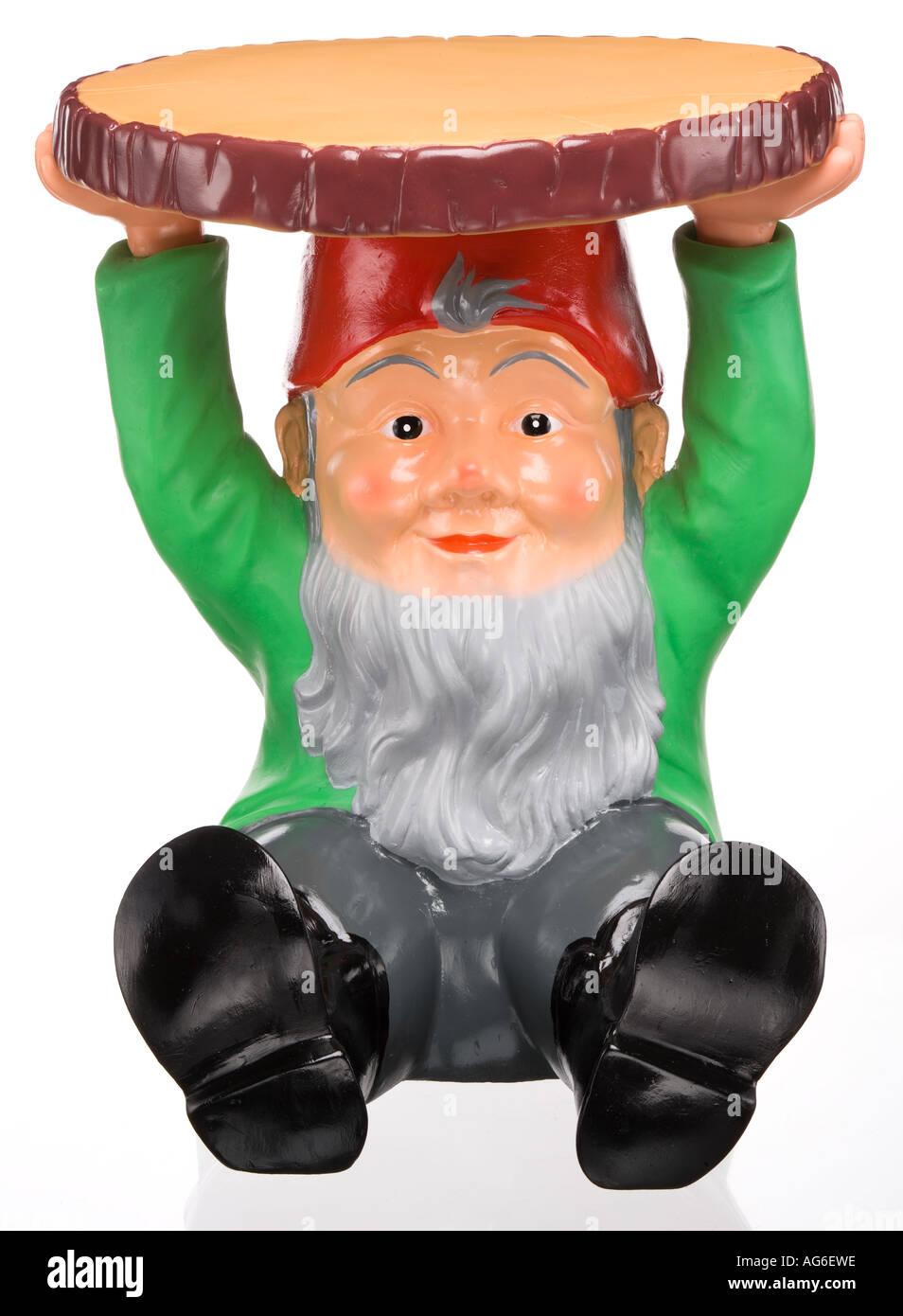 Garden Gnome Table
