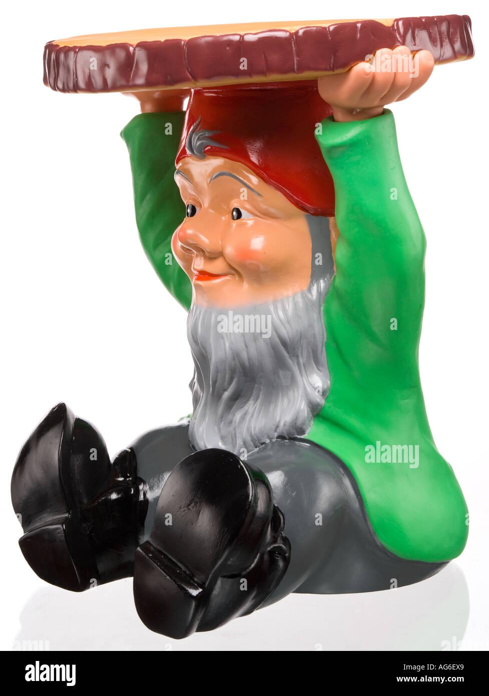 Superb Garden Gnome Table