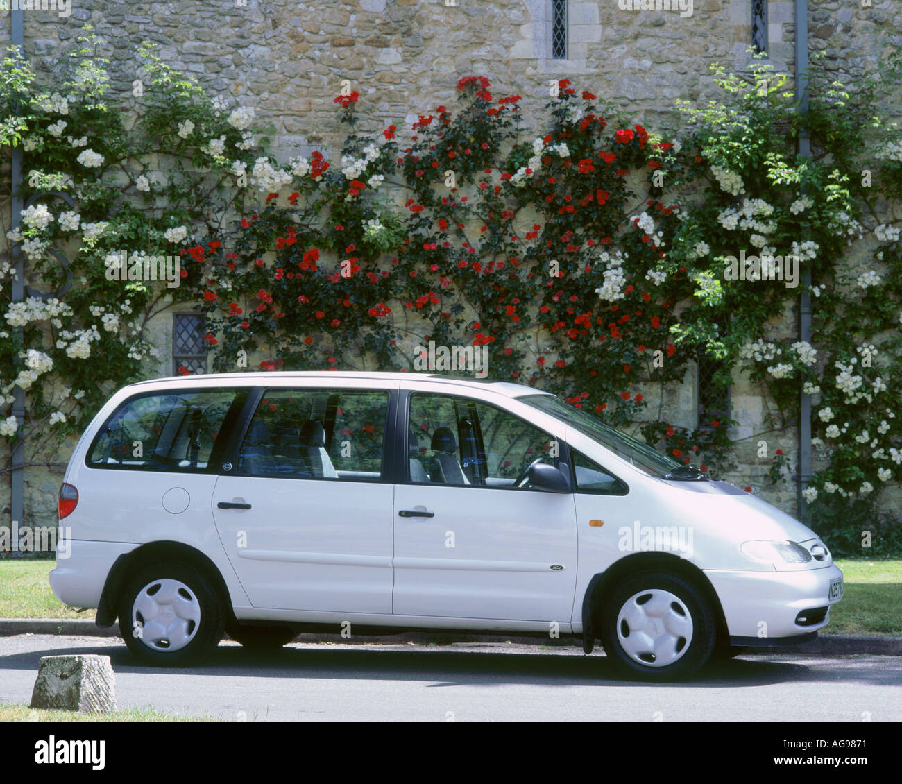 1995 Ford Galaxy Stock Photo