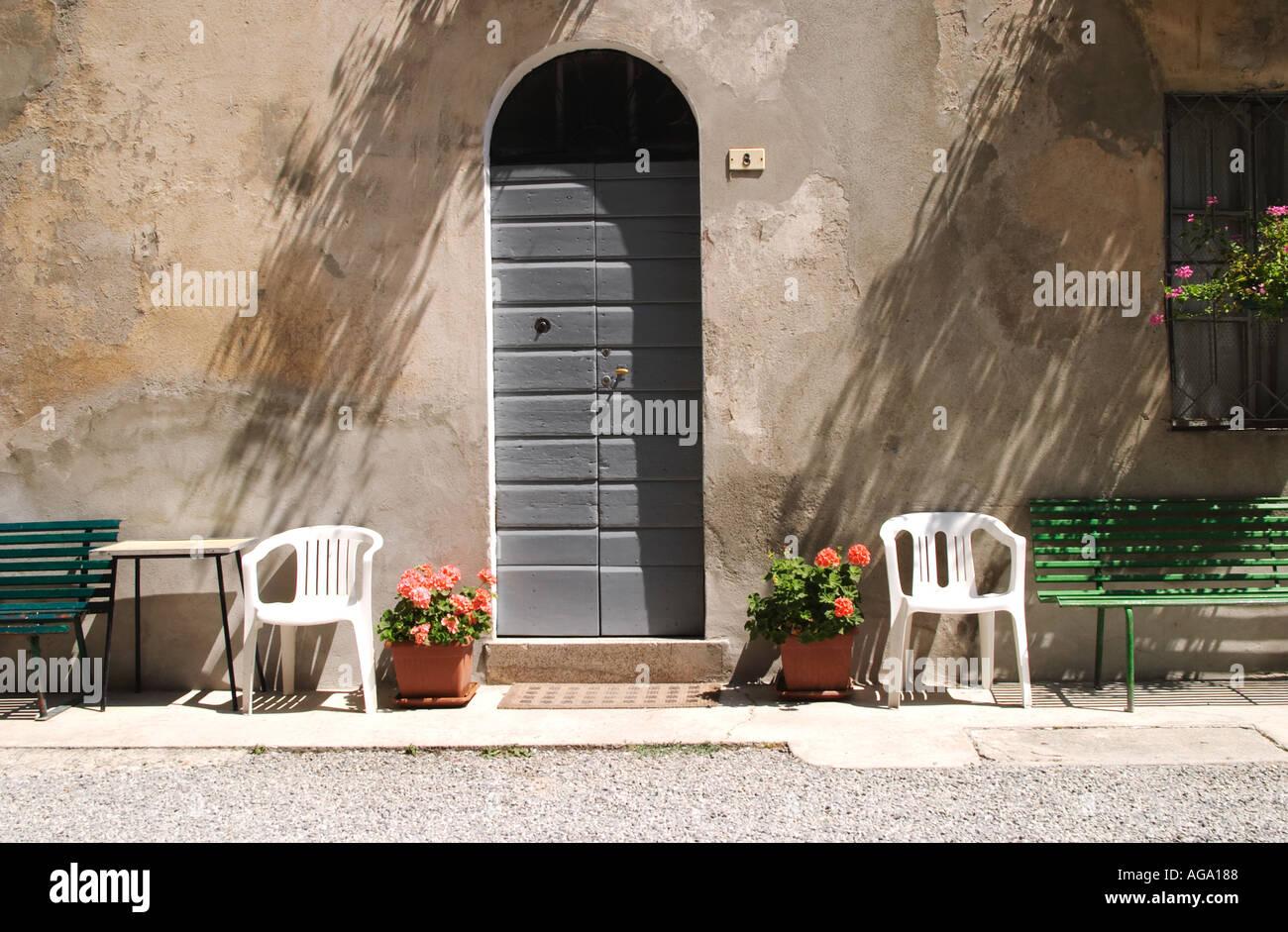 Travo Val Trebbia Piacenza Italy Stock Photo