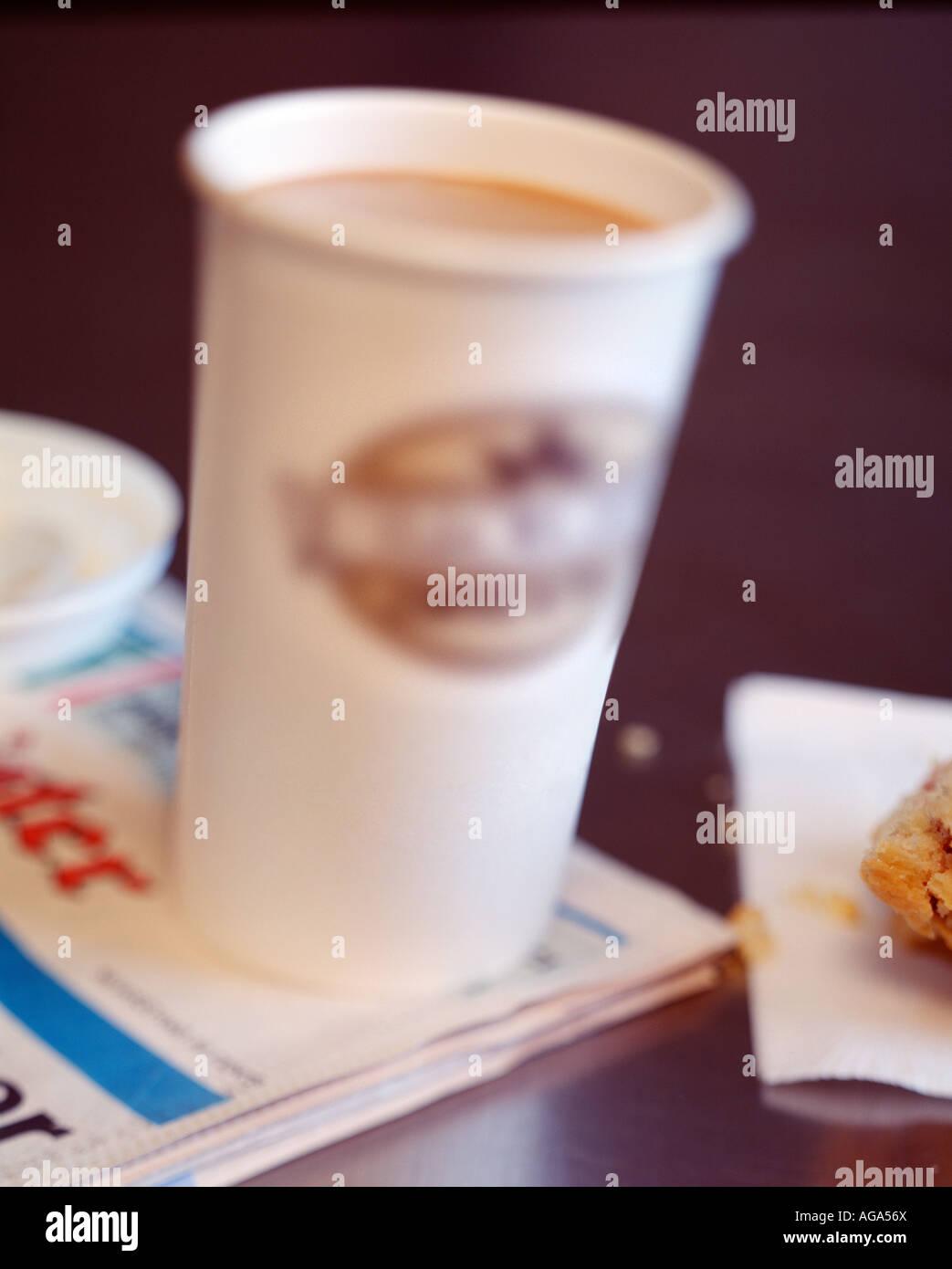Morning Nosh - Stock Image