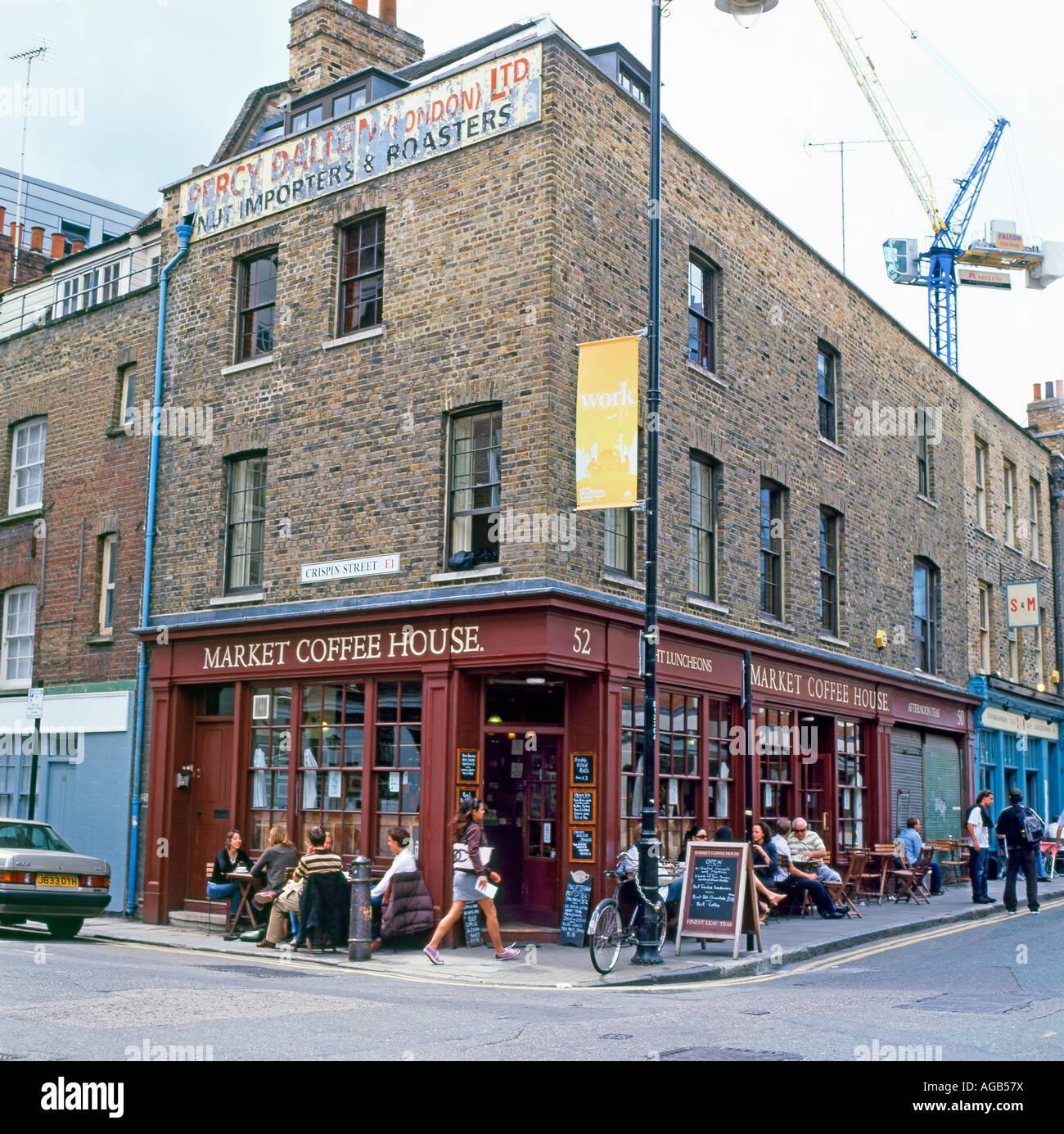 The Corner Cafe London