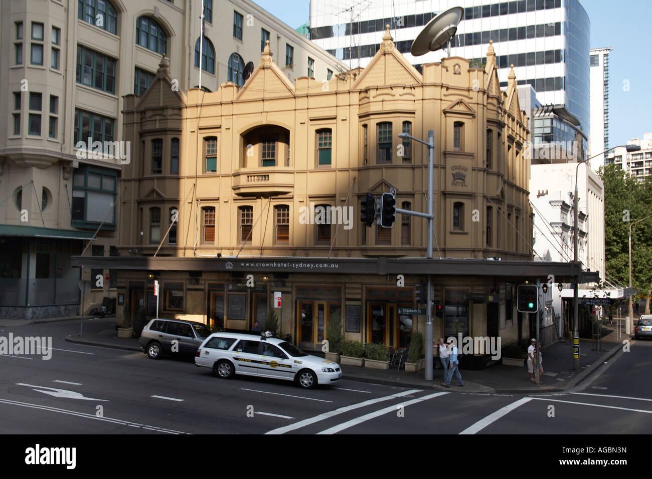 Crown Motel Sydney